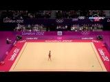 художественная гимнастика. финал. выступление евгении канаевой(золотая меда[[163113272]]